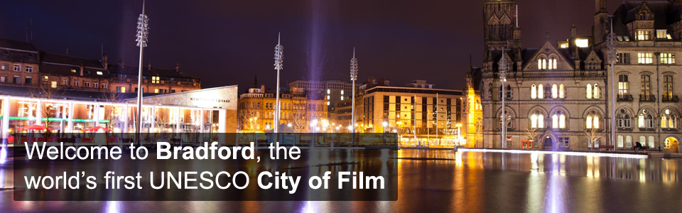 Welcome to Bradford City of Film!
