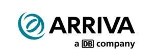 Logo Arriva - a DB company RGB EPS