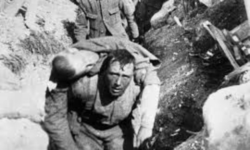 Battle of the Somme film to be screened at City Hall – Bradford