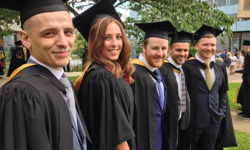 Well Done Film & TV Production Graduates