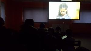 Wadjda on screen