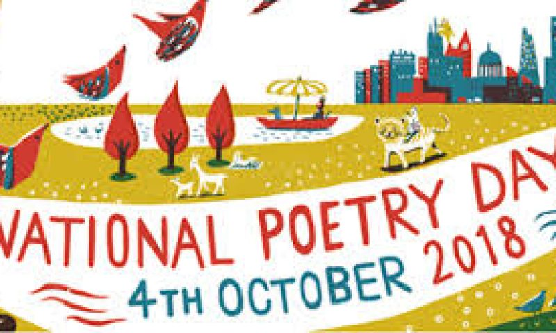 BRADFORD POETS CELEBRATE NATIONAL POETRY DAY ON THE BIG SCREEN