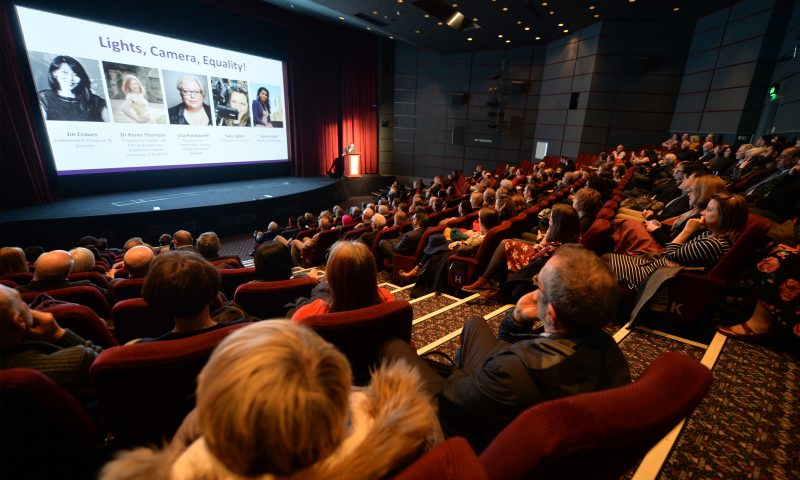 BRADFORD UNESCO CITY OF FILM LAUNCH A YEAR-LONG EVENTS PROGRAMME TO CELEBRATE ITS 10th ANNIVERSARY