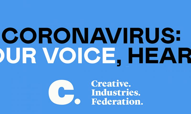 Coronavirus Creative Industries Impact Survey